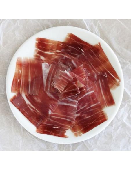 Jambon 100% ibérique bellota Cinco Jotas tranché à la main - 70g