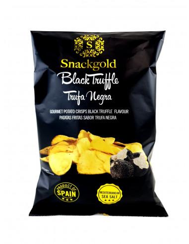 Chips à la truffe noire